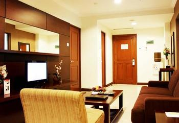 Galeri Ciumbuleuit Hotel Bandung - Executive Suite With Breakfast Peyuk