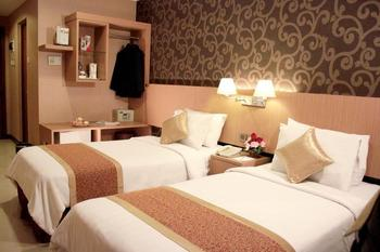 Galeri Ciumbuleuit Hotel Bandung - Superior Twin With Breakfast Regular Plan
