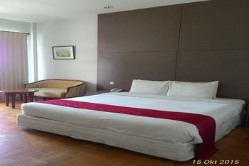 Sinabung Hills Resort Berastagi - Kamar Deluxe #WIDIH