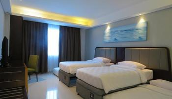 Prime Plaza Hotel Kualanamu - Medan Medan - Superior Family Regular Plan