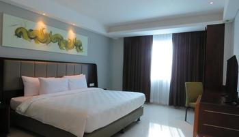 Prime Plaza Hotel Kualanamu - Medan Medan - Superior King Bed Room Only Regular Plan