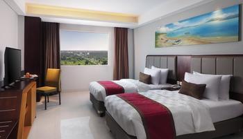Prime Plaza Hotel Kualanamu - Medan Deli Serdang - Superior Twin Beds Room Only Regular Plan