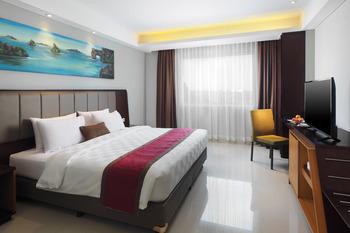Prime Plaza Hotel Kualanamu - Medan Deli Serdang - Superior King Bed Room Only Regular Plan