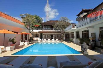 Villa Agung Beach Inn Bali - Deluxe Family Room Regular Plan