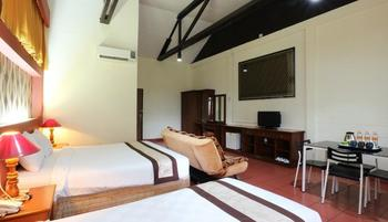 Hotel Desa Wisata Jakarta - Family Room Special Sale