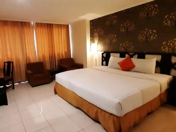 Hotel Grand Surabaya - Deluxe Room only Regular Plan