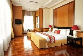 Gran Senyiur Hotel Balikpapan - Deluxe Room Only Regular Plan