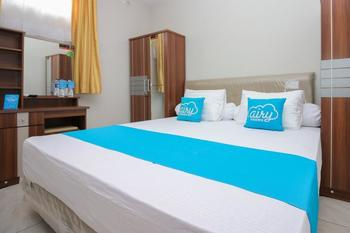 Airy Eco Cipondoh KH Ahmad Dahlan 2 Tangerang - Deluxe Double Room Only Regular Plan