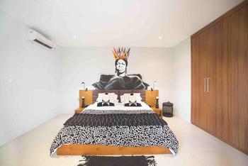 Villa Terus Bali - One Bedroom Villa Regular Plan