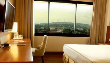 Patra Semarang Hotel & Convention Semarang - Deluxe Room Only Regular Plan