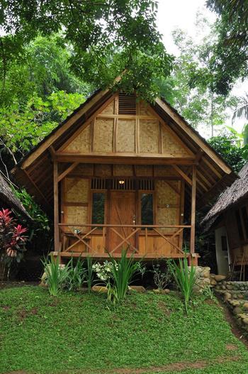 ArusLiar Kampoeng Ngaloen Sukabumi - Twin Share  Regular Plan