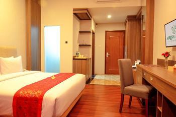 Airish Hotel Palembang Palembang - Superior Room  Last Minute 3D