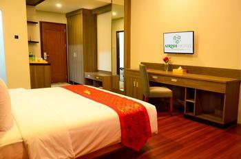 Airish Hotel Palembang Palembang - Deluxe Room  LASTMINUTE 3D