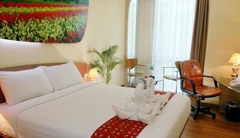Business Hotel Jakarta - Kamar Superior Double Regular Plan