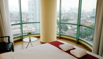 Business Hotel Jakarta - Executive Double Room Regular Plan