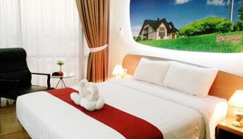Business Hotel Jakarta - Junior Suite Regular Plan