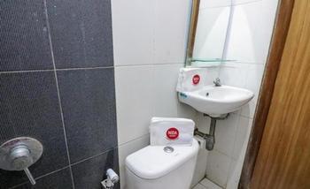 NIDA Rooms 8 Kraton Tugu Railway Station Jogja - Double Room Single Occupancy Special Promo