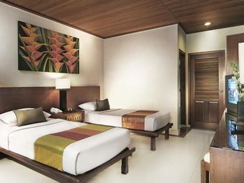 Wina Holiday Villa Kuta - Deluxe Pool View Room Only Regular Plan