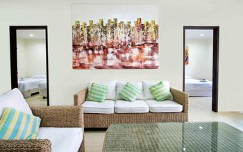 Bali Paradise Apartements Bali - Two Bedrooms Room Only Regular Plan