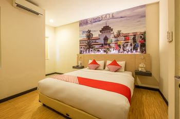 Capital O 1570 Hotel Promenade Cihampelas Bandung - Standard Double Room Regular Plan