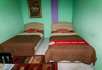 NIDA Rooms Blora Menteng Jakarta - Double Room Double Occupancy Special Promo