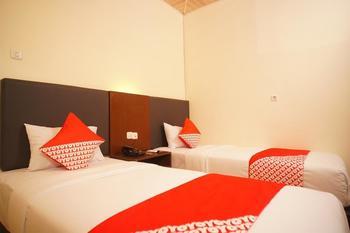OYO 147 Hotel Winer Palembang - Deluxe Twin Room Regular Plan