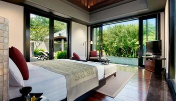 Banyan Tree Ungasan Hotel Bali - Pool Villa Garden View Regular Plan