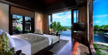 Banyan Tree Ungasan Hotel Bali - Pool Villa Sea View Last Minute Special Rate includes 15% discount!