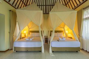 Taman Surgawi Resort & Spa Karangasem - Deluxe Two Bedroom Last Minute 50 %