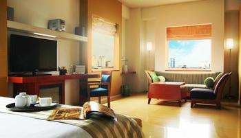 Sparks Hotel Mangga Besar Jakarta - Executive Suite -  Non Smoking Room Regular Plan