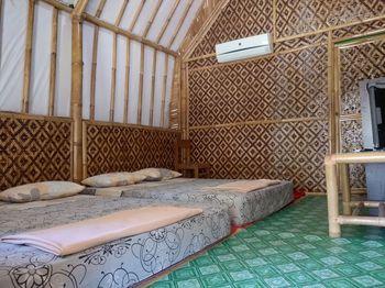 Bamboo Lengkung Cottage Yogyakarta - Kamar keluarga bamboo AC dengan sarapan Regular Plan