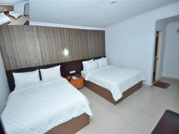 Grand Malaka Ethical Hotel Palembang - Suite Family SAFECATION