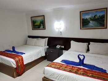 Grand Malaka Ethical Hotel Palembang - Deluxe Family SAFECATION