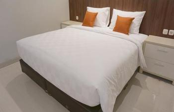 Moscha Hotel Surabaya - Moscha Small Double Room Regular Plan