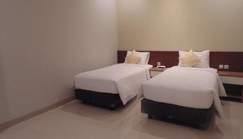 MOSCHA Hotel Gubeng Surabaya Surabaya - MOSCHA Medium Room Twin Bed (With Breakfast)  Regular Plan