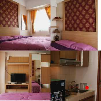 MAXROOM Apartemen Margonda Residence 3