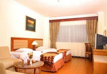 Blue Atlantic International Hotel Banjarmasin - Deluxe Corner Room Only Promo Minimum Stay 4 Malam