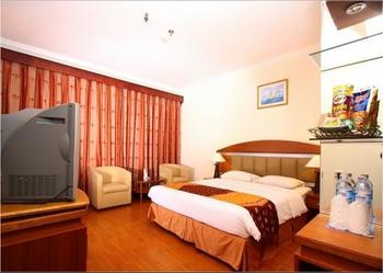 Blue Atlantic International Hotel Banjarmasin - Deluxe Corner Room Only Minimum Stay 4 Malam