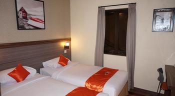 Ekon Hotel Yogyakarta - Superior - Hanya Kamar Regular Plan