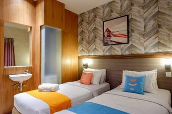 Sans Hotel Ekkon Yogyakarta Yogyakarta - Superior Twin Room KETUPAT
