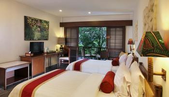 Novus Giri Resort & Spa Puncak - Deluxe Twin With Breakfast Regular Plan