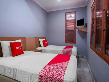 OYO 89999 Hotel Bumi Kedaton Resort Bandar Lampung - Deluxe Twin Room Promotion