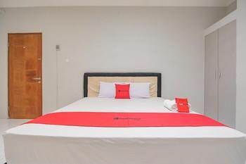 RedDoorz Plus @ Bukit Cinta Street Balikpapan - Kamar Promosi 125K Regular Plan