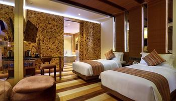 Mega Boutique Hotel and Spa Bali - Deluxe Suite Room Promo Gajian
