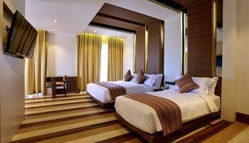 Mega Boutique Hotel and Spa Bali - Deluxe Suite Room Only Promo Gajian