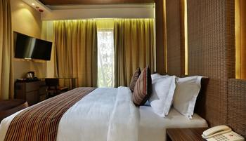 Mega Boutique Hotel and Spa Bali - Junior Suite Room Promo Hot Deals