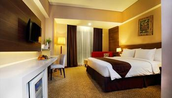 Horison Lampung - Deluxe Double With Breakfast Regular Plan