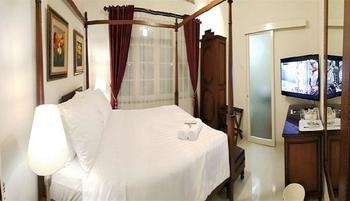 Front One Boutique Baluran Malang Malang - Deluxe Room Only HOTEL BIG DEAL.45%