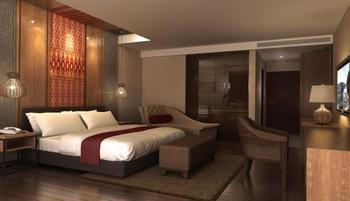 Emersia Hotel And Resort Batusangkar Padang - Emersia Suite Room Regular Plan