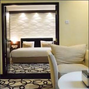 Hotel New Saphir Yogyakarta - Junior Suite Room Regular Plan